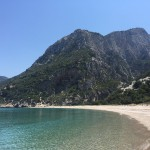 Mikro and Megalo Seitani – an easy walk to wonderful beaches